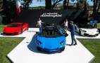 Lamborghini Aventador LP 750-4 SuperVeloce Roadster Revealed In Monterey