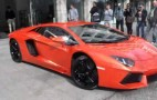 Video: Lamborghini Aventador LP700-4 On The Streets Of Berlin