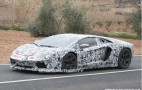Spy Shots: Lamborghini Jota Murcielago Replacement