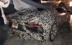 Lamborghini Aventador SuperVeloce Roadster Spied