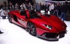 Lamborghini Aventador J Live Photos: 2012 Geneva Motor Show