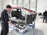 Lamborghini carbon fiber repair service