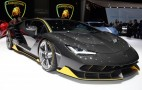 Lamborghini Centenario debuts in Geneva with 759 hp: Live photos and video