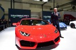 Stefano Domenicali makes first presentation as Lamborghini CEO