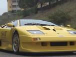 Lamborghini Diablo GT1 Stradale