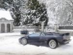Lamborghini Diablo VT Snow Donuts