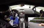 Lamborghini Gallardo Hits 250 MPH And Then Ignites Itself: Video