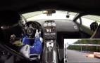 Lamborghini Gallardo Hits 250 MPH And Then Ignites Itself: Video