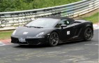 Spy Shots: 2012 Lamborghini Gallardo LP570-4 Superleggera Spyder
