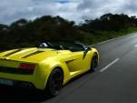 Lamborghini Gallardo Spyder LP560-4