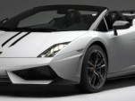 Lamborghini Gallardo Spyder Performante LP 570-4 leak