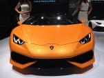 Lamborghini Huracan Spyder, 2015 Frankfurt Auto Show
