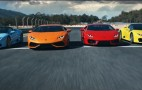 Lamborghini created a pointless commercial for the Huracán you need to see