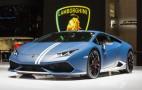 Lamborghini tips hat to Italian Air Force with Huracán LP 610-4 Avio