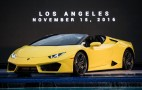 This Week's Top Photos: The 2016 LA auto show edition