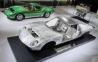 Lamborghini shows off Miura 'body in white' for car's 50th