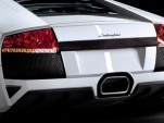 Lamborghini Murcielago exhaust pipe