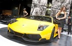 Lamborghini Murcielago LP670-4 SV Visits Jay Leno's Garage: Video