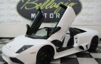 eBay Watch: Ultra-Rare Lamborghini Murcielago LP640 Roadster Versace Edition