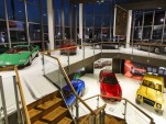 Lamborghini museum in Sant'Agata Bolognese, Italy