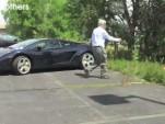 Lamborghini pranksters get tased