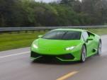 Lamborghini Road Trip
