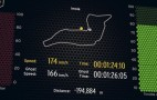 Lamborghini shows its Track and Play system in action