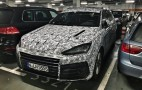 No, this isn't a Lamborghini Urus test mule