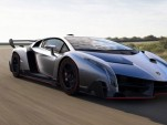 Lamborghini Veneno leaked