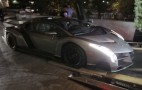 How A Lamborghini Veneno Gets Delivered To Its New Owner: Video