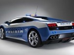 Lamborghini LP560-4 Polizia