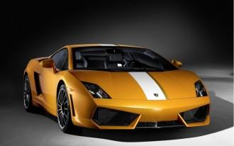 Lamborghini Builds a Rear-Drive Gallardo--And It Will Cost You