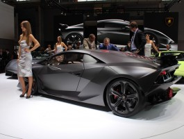 2010 Lamborghini Sesto Elemento Concept