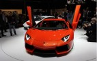 2012 Lamborghini Aventador LP 700-4 Roadster Confirmed Via EPA