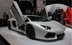Lamborghini Aventador Crashes In Italy, Carbon Fiber Monocoque Remains Intact