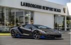First US-spec Lamborghini Centenario arrives in Newport Beach