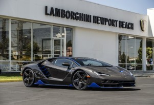 First US-spec Lamborghini Centenario delivered to customer in California