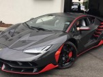 Second US-spec Lamborghini Centenario