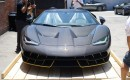 First Lamborghini Centenario Roadster in US, Photo from duPont Registry