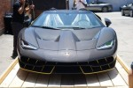 First Lamborghini Centenario Roadster lands in US