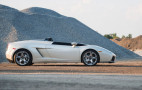 A street-legal Lamborghini Concept S is heading to auction