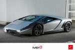 It will take $1.5 million to turn your Lamborghini into a Kode 0
