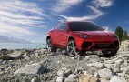 Lamborghini Urus SUV Concept Leaked Before Beijing Debut