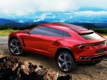 Lamborghini's Urus concept.