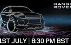 Land Rover To Unveil Range Rover LRX Crossover Tomorrow