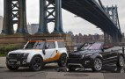 Land Rover Celebrates 25 Years In The U.S., Unveils Special Editions