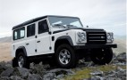 Land Rover To Launch Defender Pickup In 2017: Report