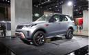 Land Rover Discovery SVX Concept, 2017 Frankfurt auto show