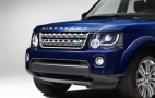 2014 Land Rover LR4 Preview: 2013 Frankfurt Auto Show