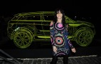 Celeb Gallery: Juliette Lewis And Four Street Artists Celebrate The Range Rover Evoque